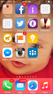IPhone Social Media
